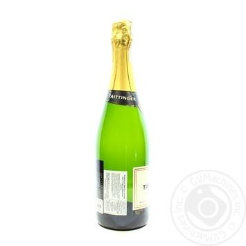Taittinger Brut Reserve white dry champagne 12.5% 0,75l - buy, prices for CityMarket - photo 3