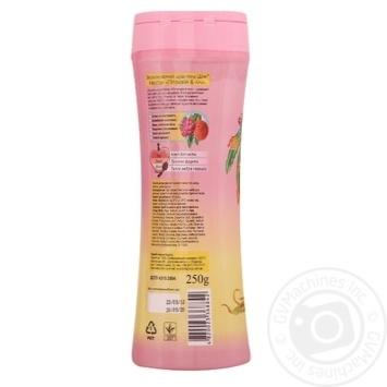 Гель душ Шик Nectar Питахайя-личи 250мл - купить, цены на Фуршет - фото 2