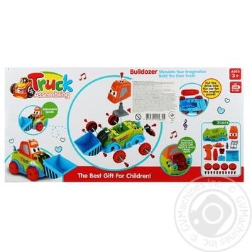 Набір ігровий Трактор Qunxing Toys