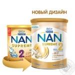 Nestle Nan Supreme 2 for children from birth dry milk blend 800g - buy, prices for Novus - image 5