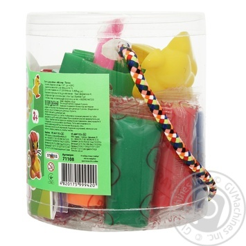 Toy Strateg 18colors for modelling 18pcs - buy, prices for MegaMarket - image 4