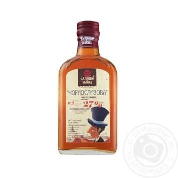 Nalyvka zi Lvova Prunes tincture 27% 0,2l