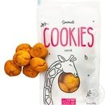 Печенье Smakuli Морковное без глютена и без лактозы 120г