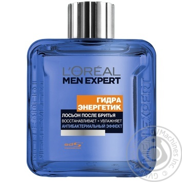 L'Oreal After Shave Lotion 100ml - buy, prices for Novus - image 2