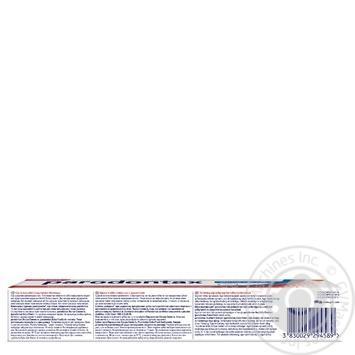 Parodontax Extra Freshness Fluorine Toothpaste - buy, prices for Novus - image 2