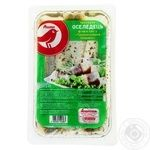 Auchan Herring fillet with Provence herbs in oil 250g