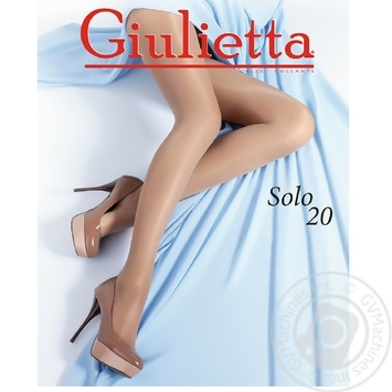 Giulietta Solo Glace Women's Tights 20den 4s - buy, prices for Auchan - photo 1