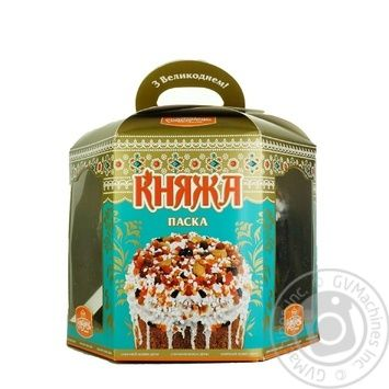 Rumyanеts Kniaga Easter cake 800g - buy, prices for Novus - image 1