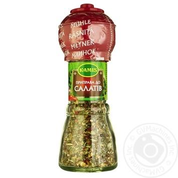 Приправа Kamis Млинок До салатів 38г - купити, ціни на Novus - фото 1