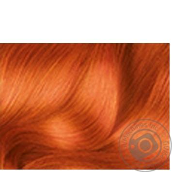 Garnier Olia Cream Hair Dye Without Ammonia 7.40 Bright Copper 112ml - buy, prices for MegaMarket - image 3