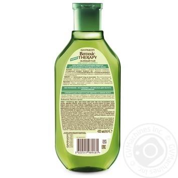 Garnier Botanic Tea Tree Oil Eucalyptus And Citrus For Hair Shampoo 400ml - buy, prices for Novus - image 2