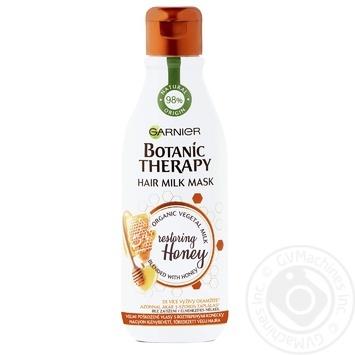 Маска-молочко Garnier Botanic therapy Мед для пошкодженого та посіченого волосся 250мл - купити, ціни на Novus - фото 4