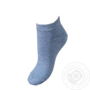 Носки женские размер 23 - купить, цены на Ашан - фото 1