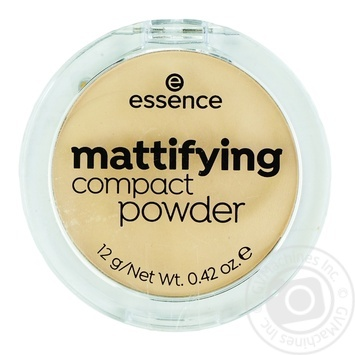 Essence mineral powder 12g - buy, prices for Auchan - image 1