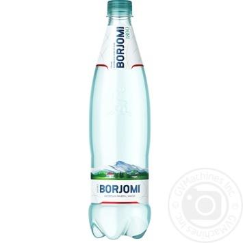 Вода Borjomi минеральная сильногазированная 0,75л - купить, цены на МегаМаркет - фото 1