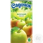 Sadochok apple nectar 0,5l - buy, prices for Furshet - image 3