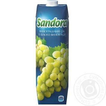 Сік Sandora Виноград 950мл - купити, ціни на МегаМаркет - фото 3
