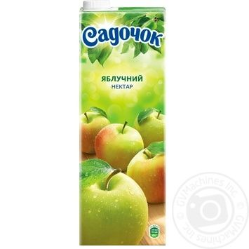 Sadochok apple nectar 1,45l - buy, prices for Novus - image 3