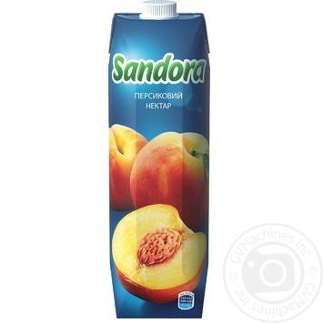 Нектар Sandora персик 950мл - купить, цены на Фуршет - фото 3