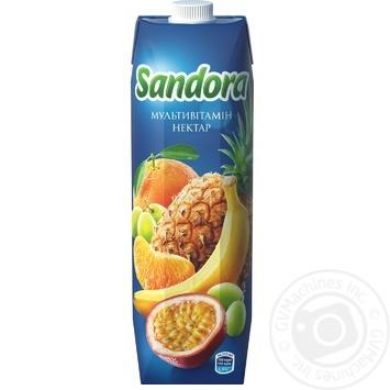 Sandora Multi-vitamin Nectar 950ml - buy, prices for Furshet - image 3