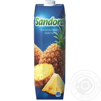 Нектар Sandora Ананас 950мл - купити, ціни на Метро - фото 3
