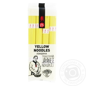 JS Yellow Noodles 300g - buy, prices for Auchan - photo 2