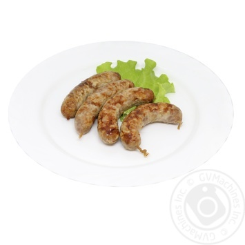 Колбаса свиная - купить, цены на Ашан - фото 1