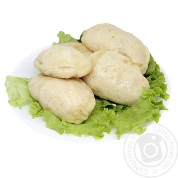 Вареники с картофелем весовые - купить, цены на Ашан - фото 1