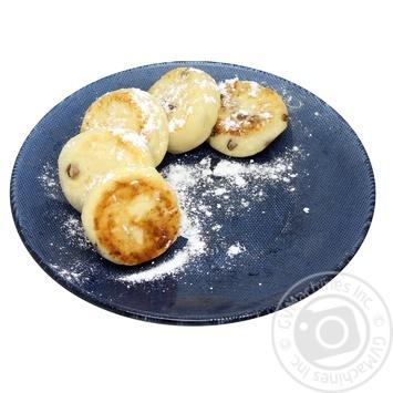 Сырники весовые - купить, цены на Ашан - фото 1