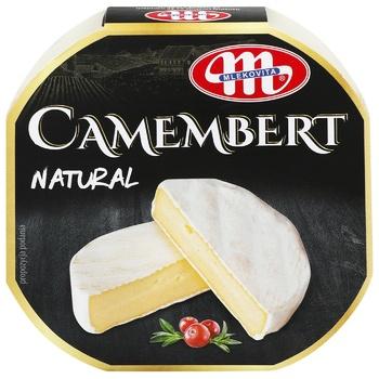 Сыр Mlekovita Камамбер 51% коровье молоко 120г - купить, цены на Фуршет - фото 3