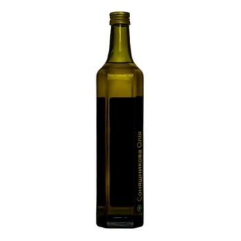 Масло Organico подсолнечное нерафинированное органическое 0,75л - купить, цены на Novus - фото 4