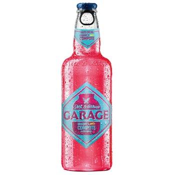 Пиво Seth & Riley's GARAGE granny's anti-compote специальное пастеризованное 4,6% 0,44л