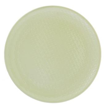 Тарелка Actuel суповая керамическая серая 22см - купить, цены на Ашан - фото 1