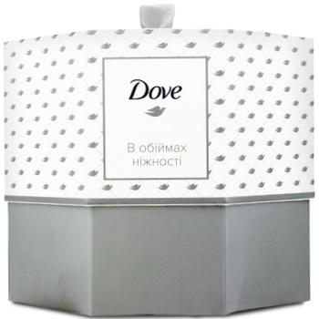 Набор подарочный Dove Объятия нежности - купить, цены на Novus - фото 2