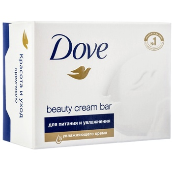Dove Beauty and care Cream-soap 135g - buy, prices for Novus - image 2