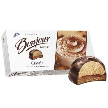 Sweets Bonjour Dessert classic Conti - buy, prices for Auchan - image 2