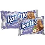 Печенье Conti Super Kontik фундук 100г - купить, цены на Таврия В - фото 2