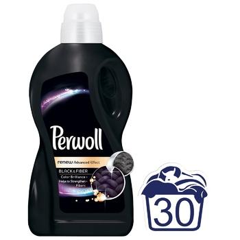 Средство для стирки Perwoll 3D восстановление для темного и черного 1,8л - купить, цены на Novus - фото 2