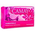 Мыло туалетное CAMAY Мадемуазель 85г - купить, цены на СитиМаркет - фото 3