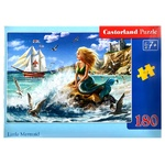 Castorland Puzzles For Girls 180 Elements - buy, prices for Tavria V - image 2