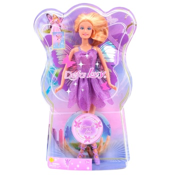 Defa Lucy Butterfil Fairy Doll - buy, prices for CityMarket - photo 1