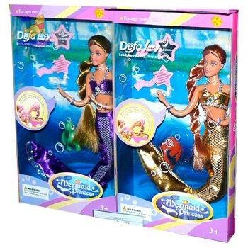Defa Lucy Mermaid with Accessories Doll - buy, prices for CityMarket - photo 3