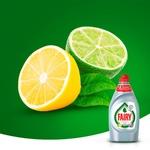 Средство для мытья посуды Fairy Platinum Лимон и лайм 430мл - купить, цены на Восторг - фото 5