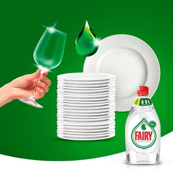 Засіб для миття посуду Fairy Pure & Clean 450мл - купити, ціни на Метро - фото 5