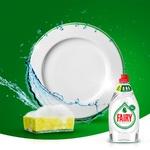Жидкость для мытья посуды Fairy Pure & Clean 450мл - купить, цены на Фуршет - фото 4