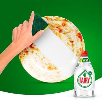 Средство для мытья посуды Fairy Pure & Clean 650мл - купить, цены на Восторг - фото 4