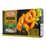 Креветки Vici Popcorn очищенные в панировке 200г