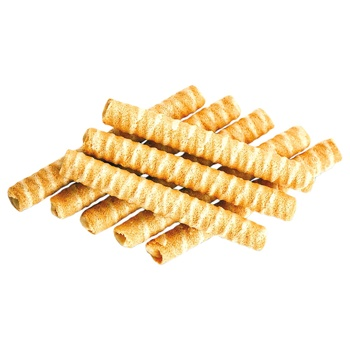 Delicia Waffer Rolls with Melted Milk Flavor 150g - buy, prices for CityMarket - photo 3