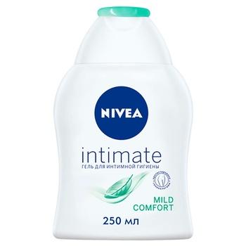 Гель для интимной гигиены Nivea Intimate Natural с экстрактом ромашки и молочной кислотой 250мл - купить, цены на МегаМаркет - фото 7