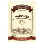 National Belarusian Traditions Stolovy Mayonnaise 67% 170g